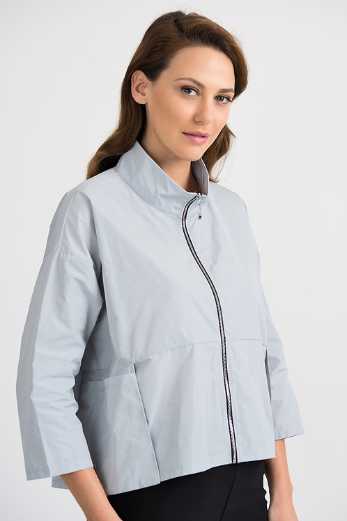 Joseph Ribkoff Grey Frost Jacket Style 201313