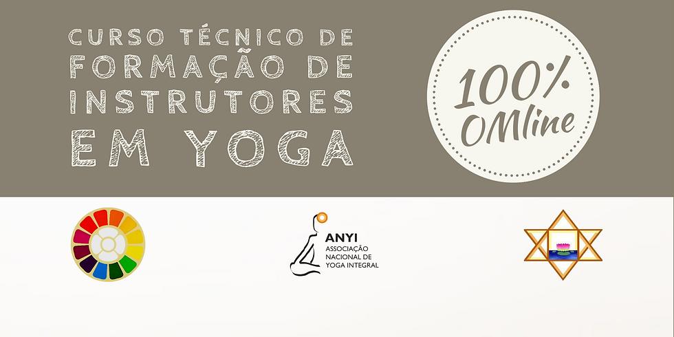 Curso Técnico de Formação de Instrutores em Yoga