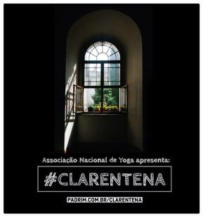 #CLARENTENA - Lives semanais para clarear sua quarentena