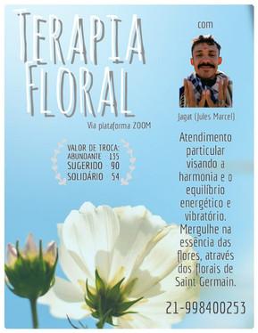 Terapia Floral com Jagat