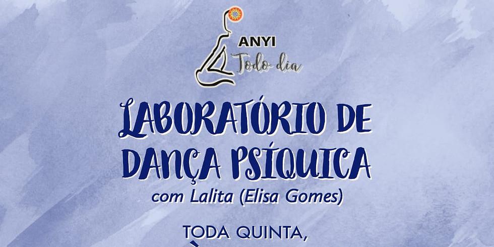 Laboratório de Dança Psíquica