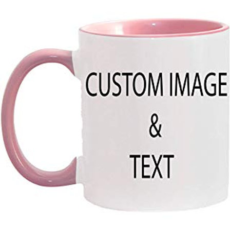 Accent Color Mugs