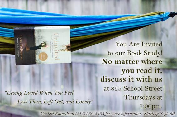 Book Study Campaign