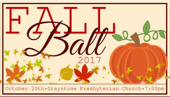 Fall Ball Ticket