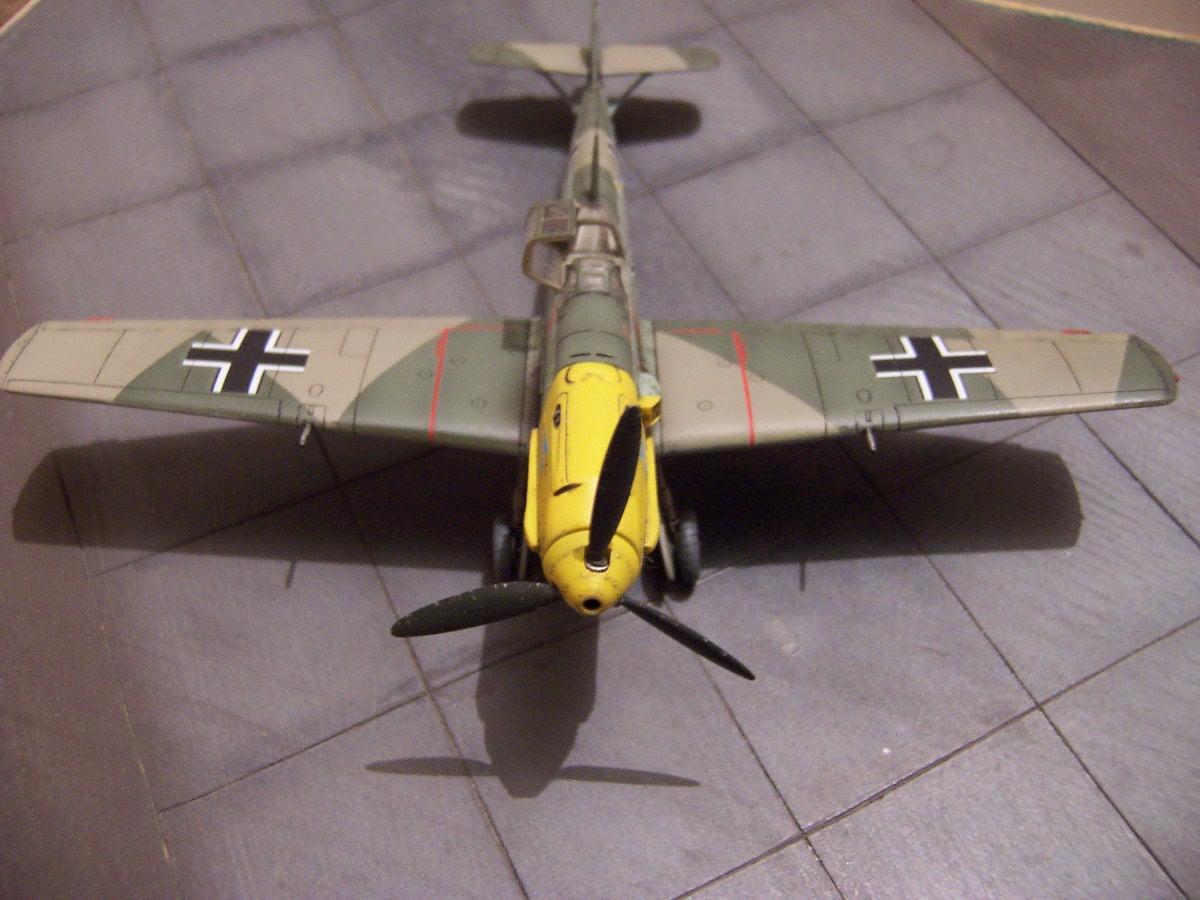 Meshersmitt BF 109 E-4 (11)