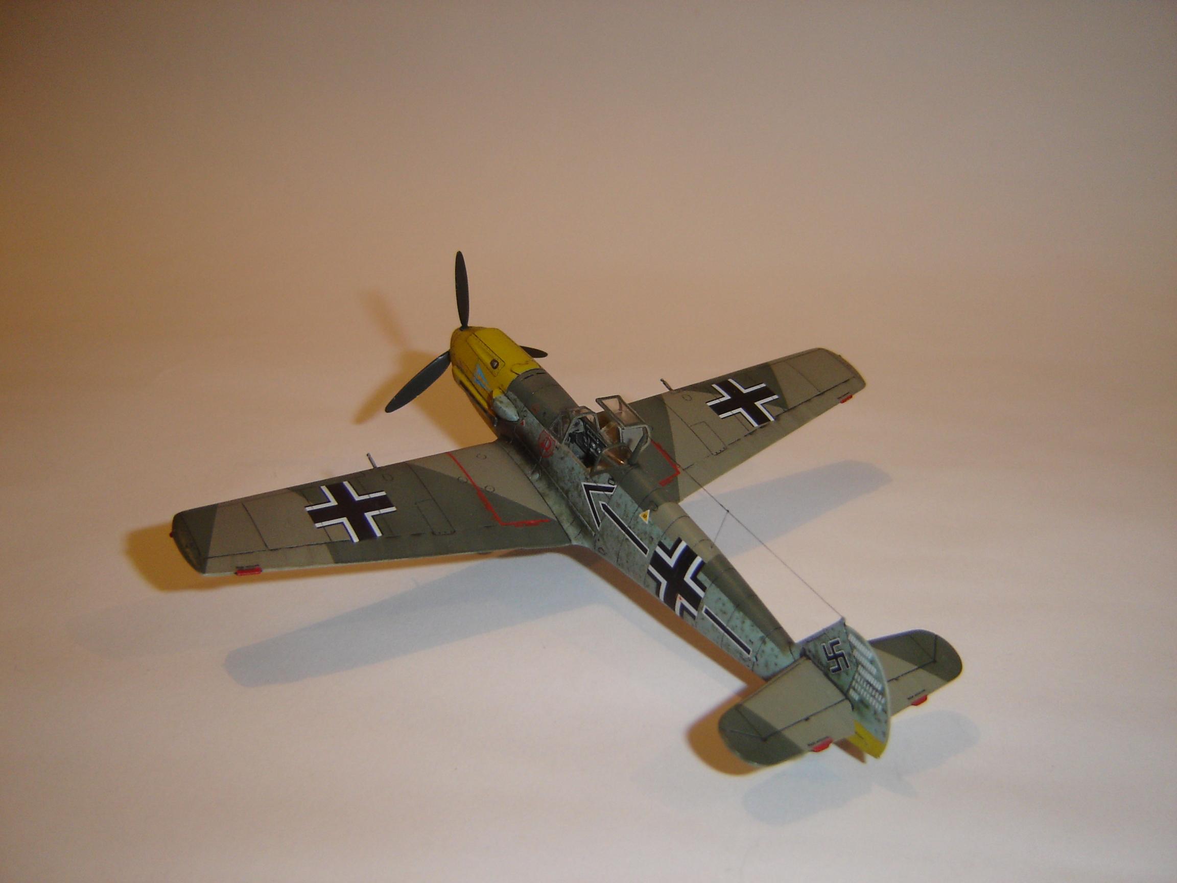 Meshersmitt BF 109 E-4 (4)