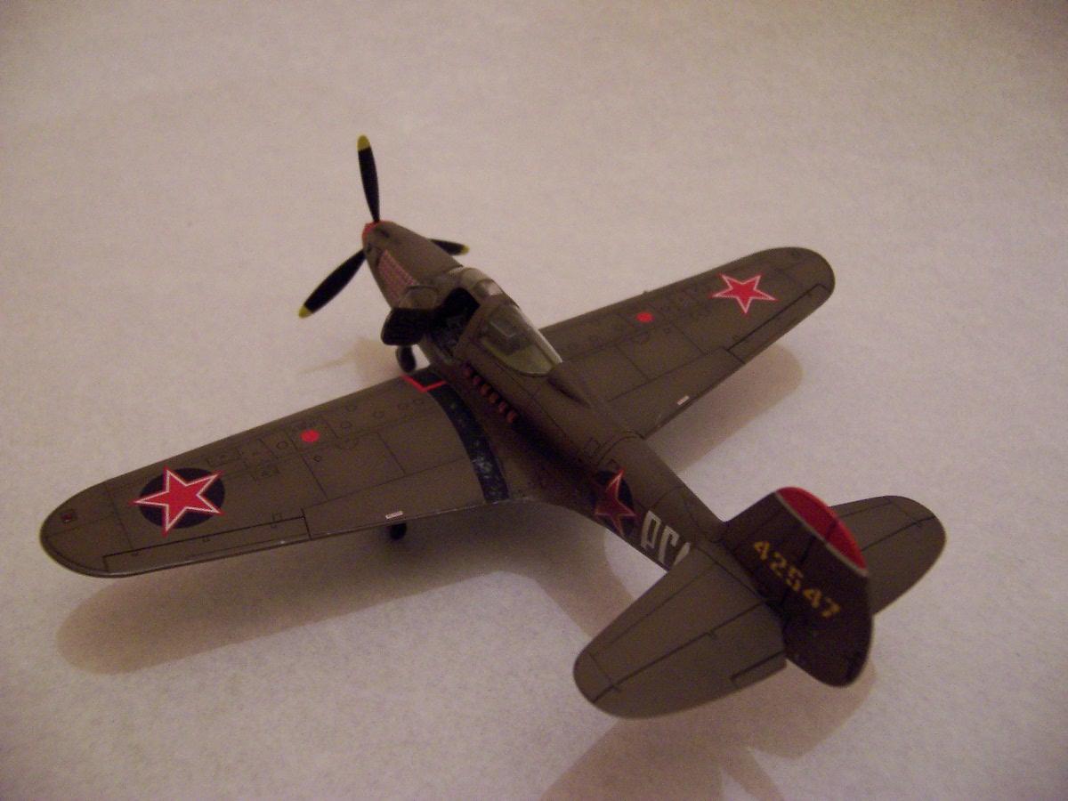 Bell P-39 Q Airacobra (12)