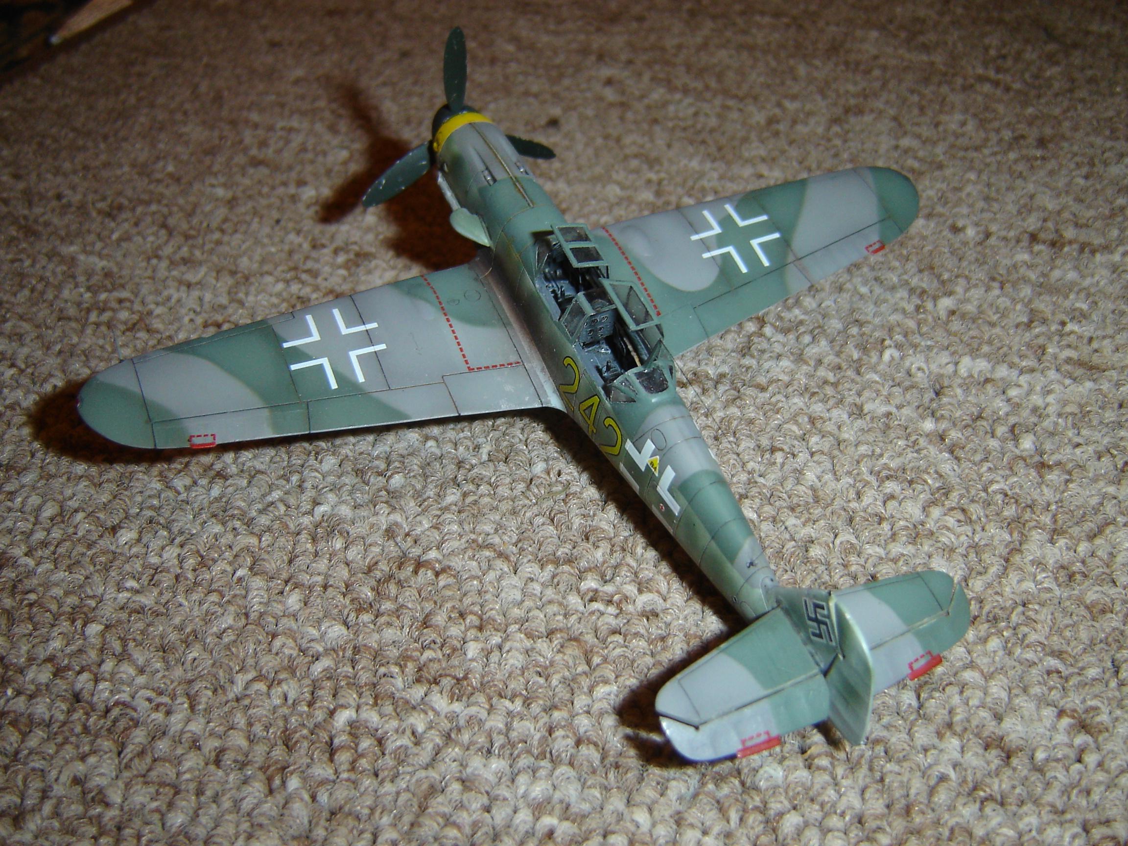 Messhersmitt ME 109 G-12 (10)