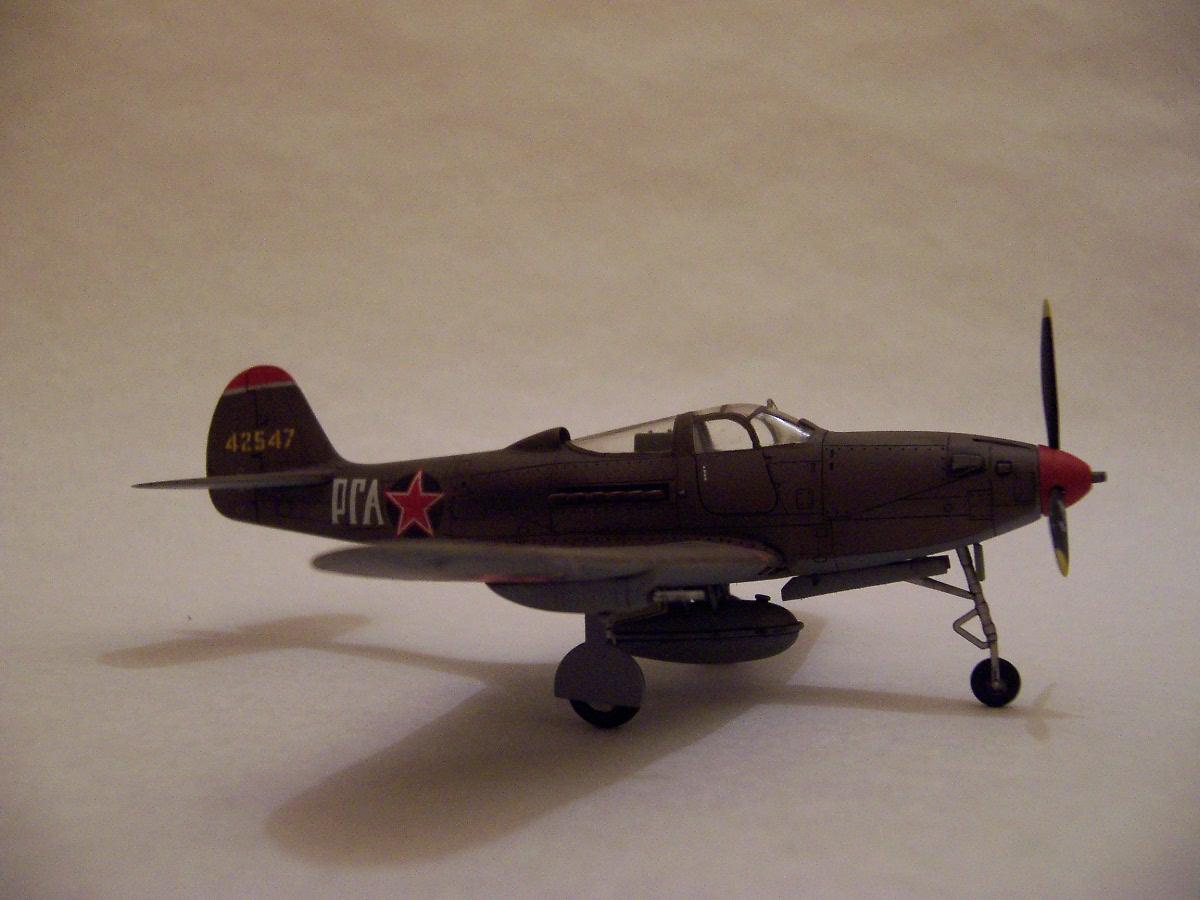 Bell P-39 Q Airacobra (9)