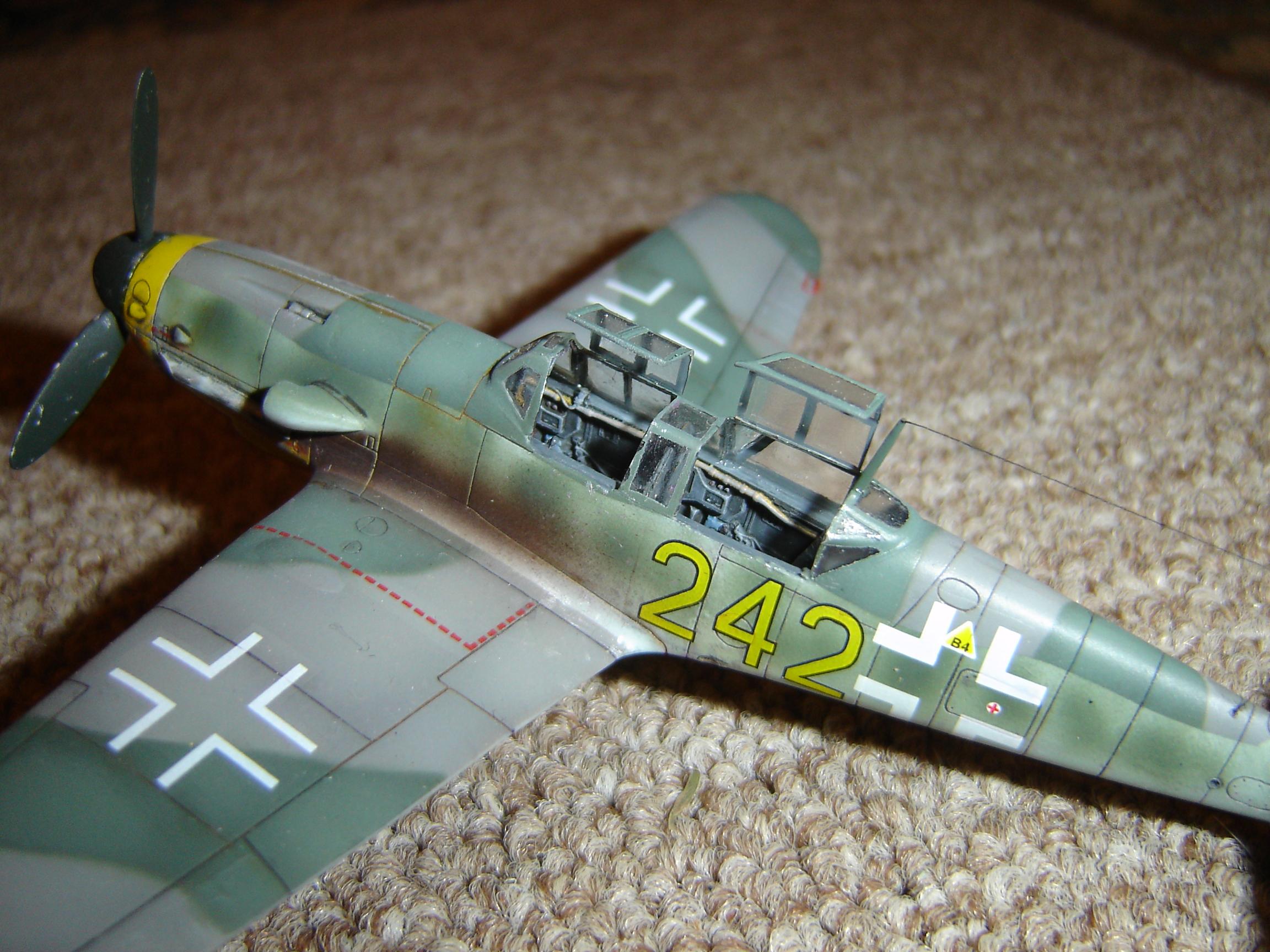 Messhersmitt ME 109 G-12 (9)