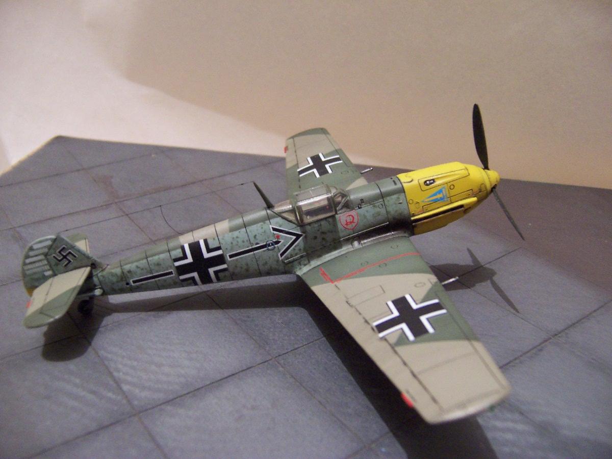 Meshersmitt BF 109 E-4 (9)