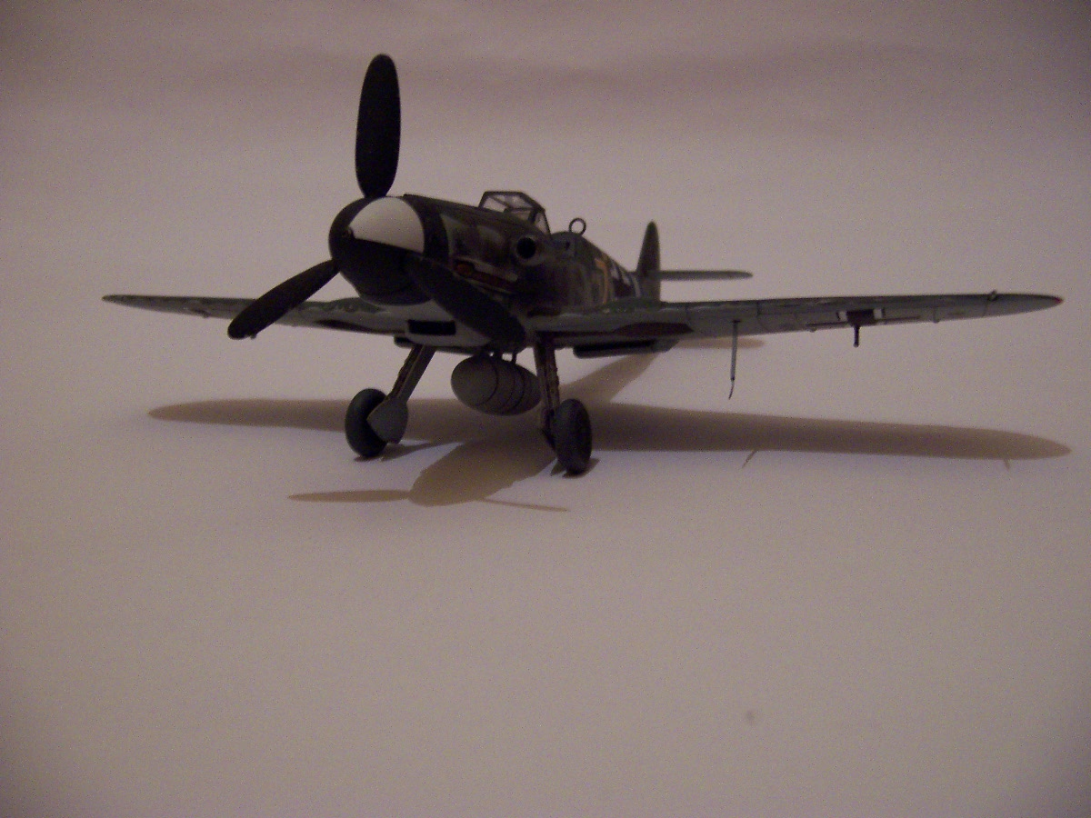 Mesherssmitt ME BF-109 G-10  (5)