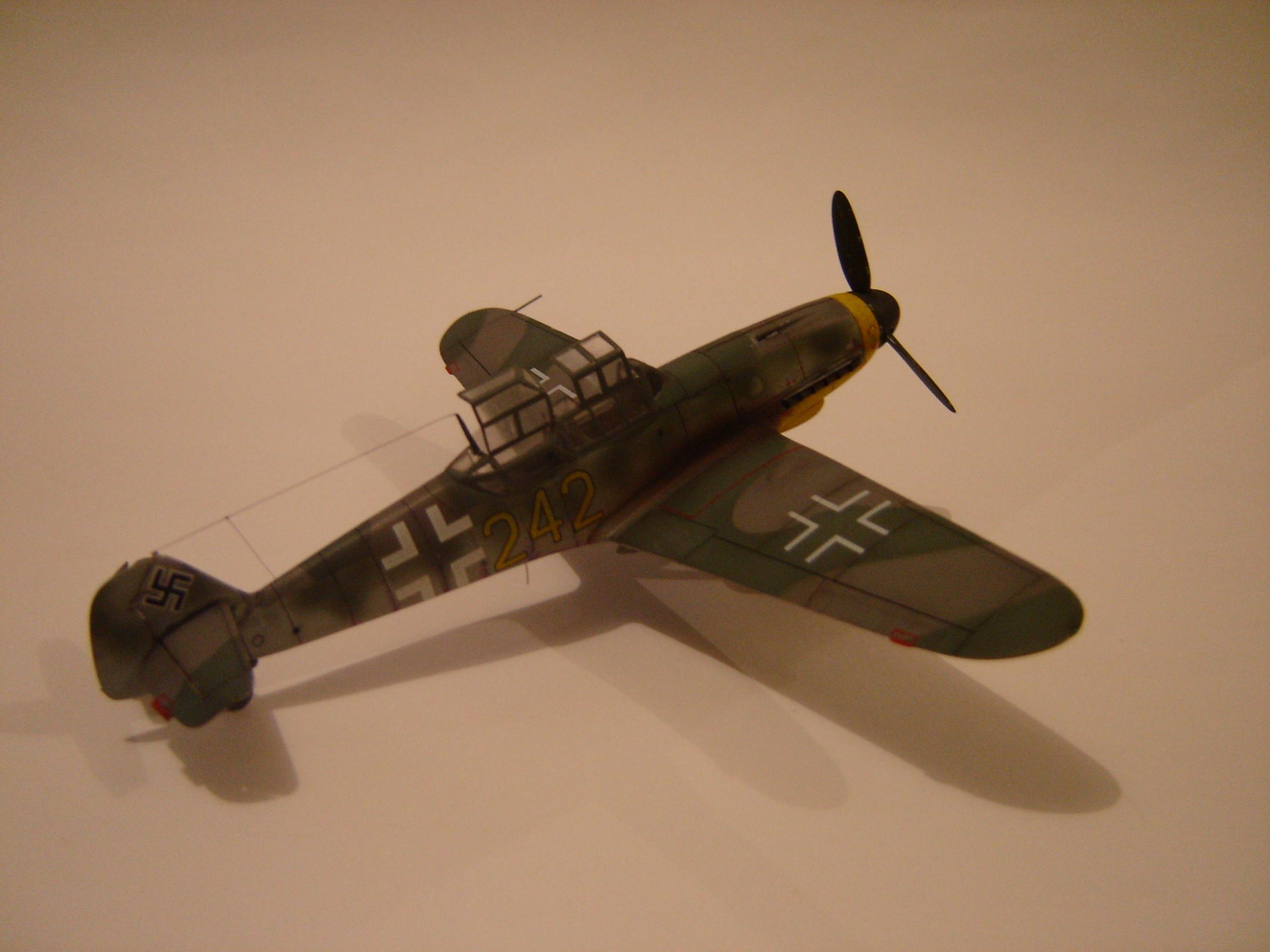 Messhersmitt ME 109 G-12 (14)