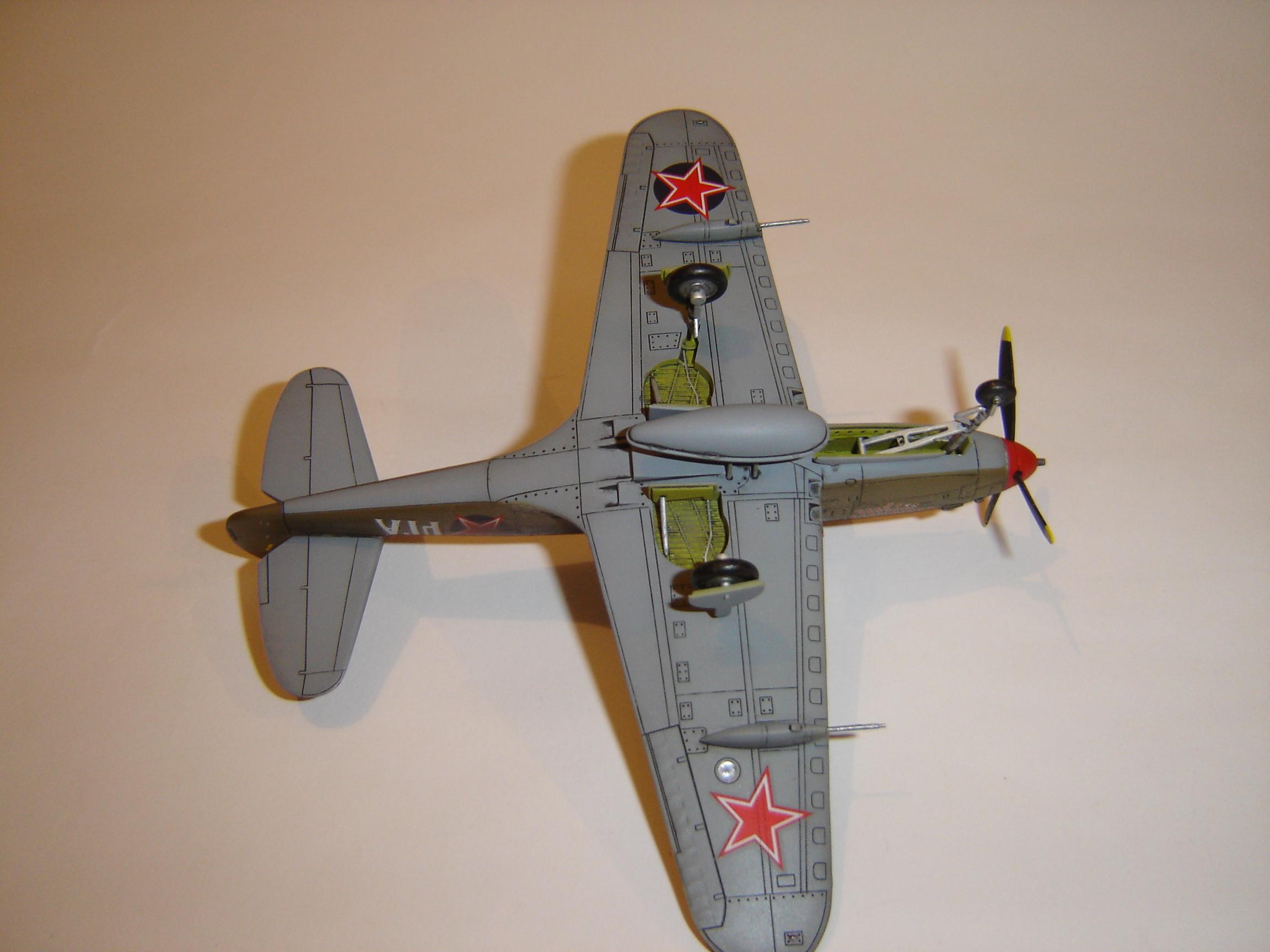 Bell P-39 Q Airacobra (3)