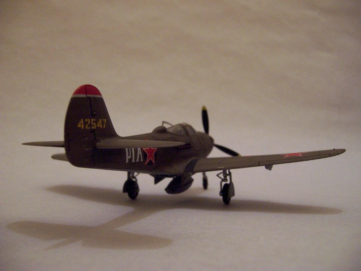 Bell P-39 Q Airacobra (10)