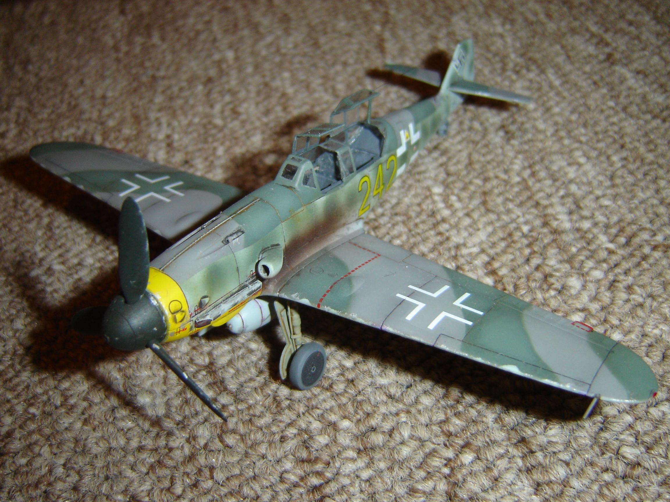 Messhersmitt ME 109 G-12 (8)