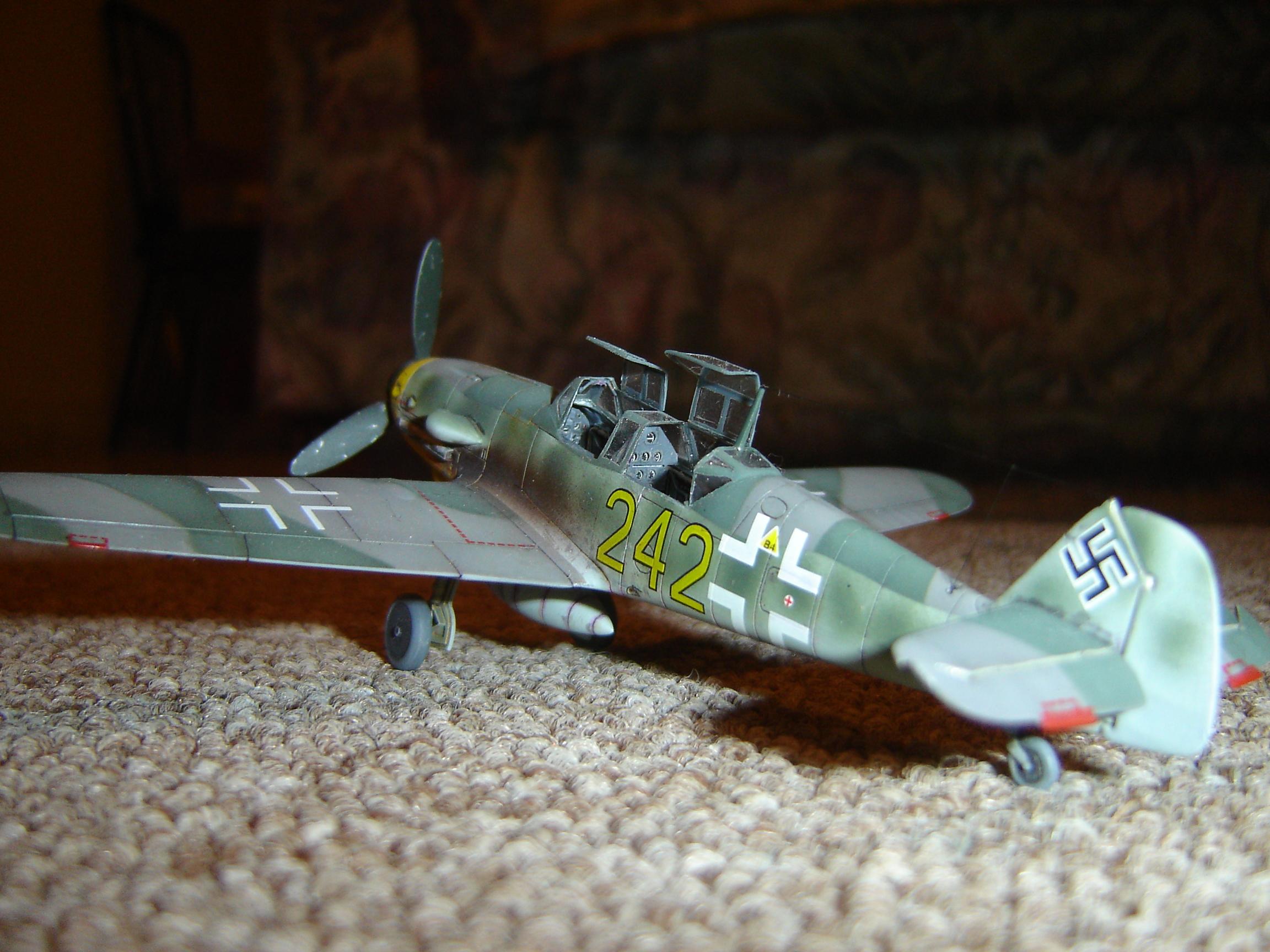 Messhersmitt ME 109 G-12 (11)