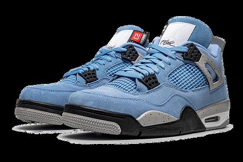 "Air Jordan 4 Retro ""University Blue"" PRE ORDER"