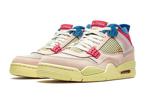 "Jordan 4 Retro SP ""Union - Guava Ice"""