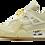 "Thumbnail: Jordan 4 Retro SP WMNS ""Off-White - Sail"""