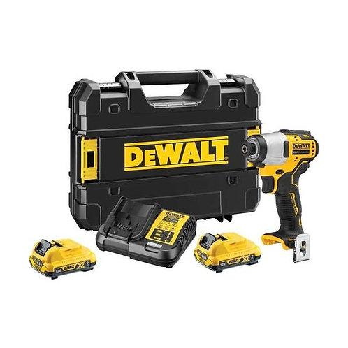 מברגת אימפקט  DEWALT DCF801D2 - 12V