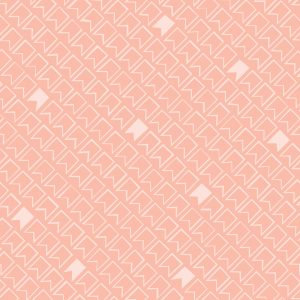 Pennants on Peach | Great British Quilter Collection | Dashwood Studi