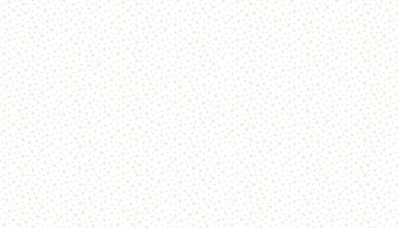 Star on Star White | Essentials Collection | Makower UK