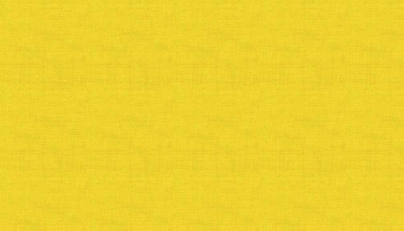Linen Texture Sunflower | Basic Collection | Makower UK
