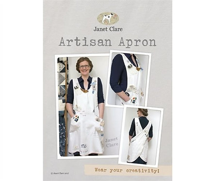 Artisan Apron   Janet Clare Patterns   Janet Clare