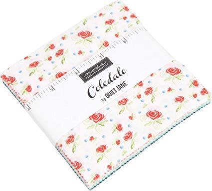 "Coledale - 5"" Charm Pack by Moda Fabrics"