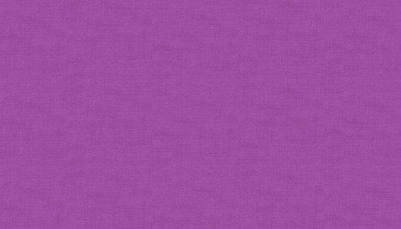 Linen Texture Hyacinth | Basic Collection | Makower UK