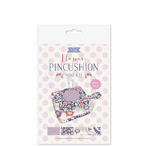 Pin Cushion Kit  | Lazy Days Collection | Tilda