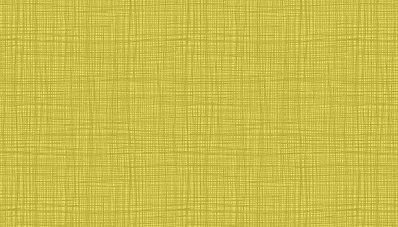 Linen  Shade - Sulphur | Linen Texture Collection | Makower UK