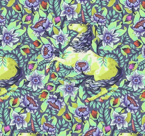 Imaginarium in Daydream | Tula Pink - Pinkerville | Free Spirit Fa