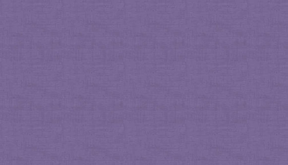 Linen Texture Violet| Basic Collection | Makower UK