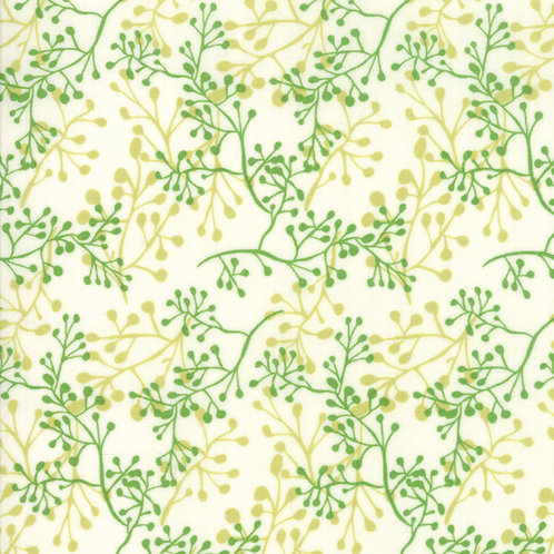 Little Sprigs on Cream | Painted Meadow Collection | Moda Fabrics​​​​