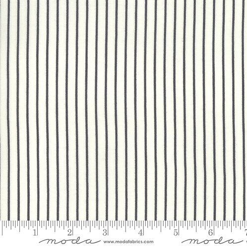 Picket Charcoal | Fine and Sunny Jen Kingwell | Moda Fabric
