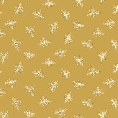 Bees on Saffron | Renee | Makower UK