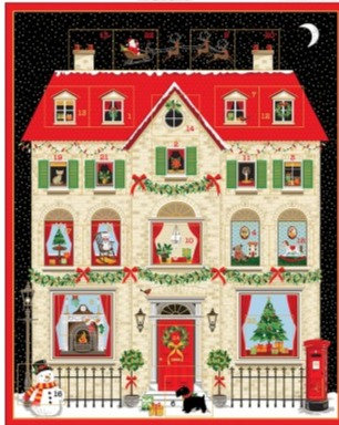 House Advent  | Advent  Collection | Makower