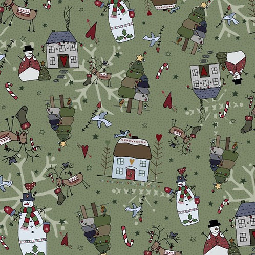 Winter's Night Spruce | Peace and Joy Collection | Nutex