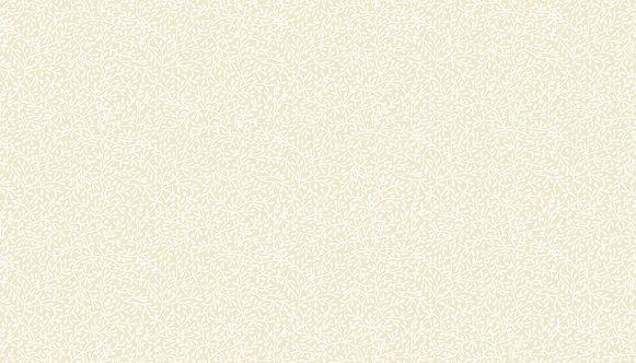 Mini Leaf in White/Cream | Essentials Collection | Makower UK