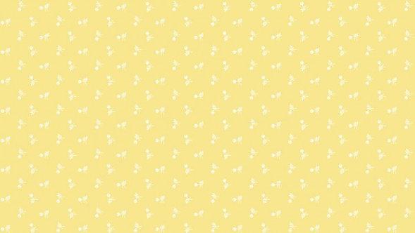 Bloom Daffodil | Bijoux 42 Basic | Makower UK / Andover Fabrics