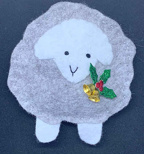 Felt Lakeland Sheep Tree Decoration | RF Collection | Crafty Kits