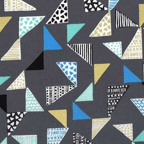 Just Right in Clay | Fractured Collection | Michael Miller Fabrics