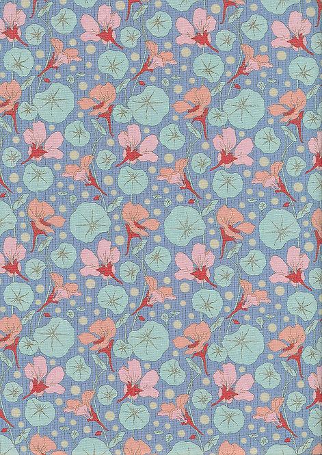 Nasturtium Blue  | Garden Life Collection | Tilda