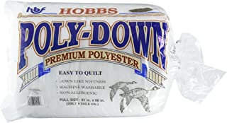 Polydown Quilt Wadding | Hobbs |