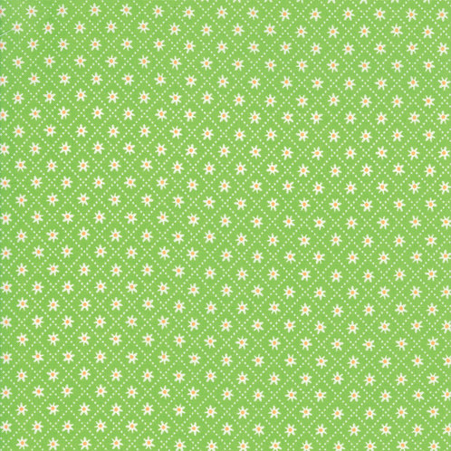 Daisy Trail Green | Summer Picnic by Stacy Iest Isu | Moda Fabrics
