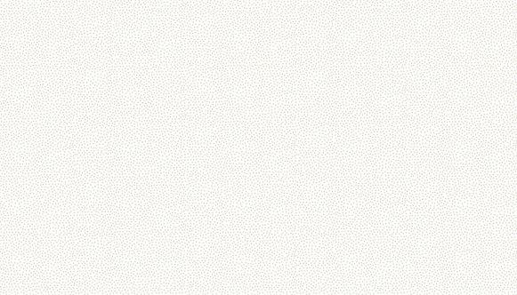 Essentials 26 - Mini Dot in White | Basic Collection | Makower UK