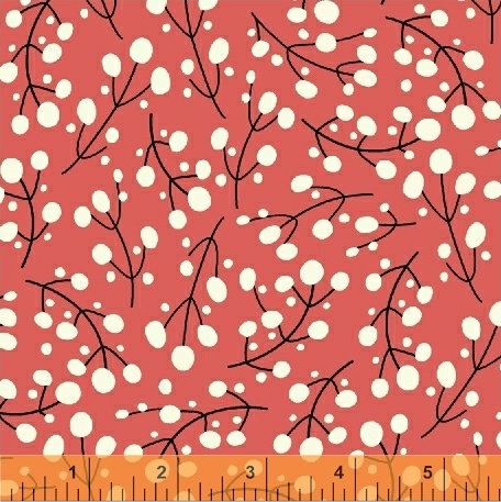 Blossom on Pink | Juniper Collection | Windham Fabrics