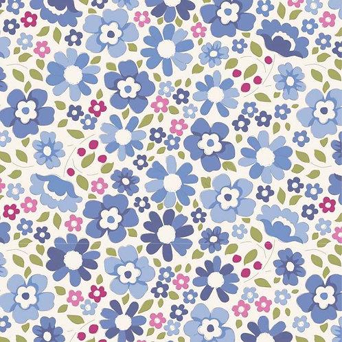 Clara Blue| Woodland Collection | Tilda